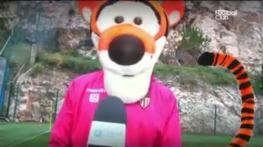 Et pendant ce temps là, Canal + tente de nous faire croire à un entretien exclusif avec El Tigre