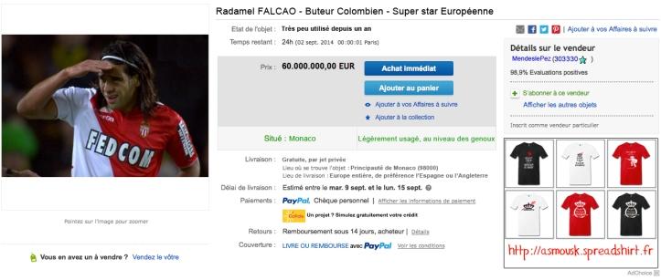Ebay Falcao